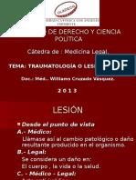 LESIONOLOGÌA 2014.ppt