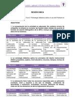 RÚBRICA DESARROLLADA DE EVALUACIÓN ACTIVIDAD 3