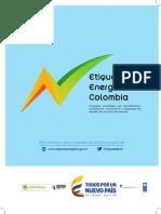 Cartilla Etiquetado Energético Colombia 02-08-2016