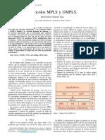 Protocolos MPLS-GMPLS