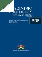 Paediatric Protocols 3rd Edition 2012.
