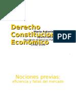 Derecho Constitucional Económico 2016
