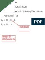 Induced Voltage Calculation
