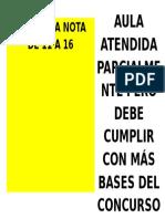 Circulo Amarillo