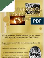 Valores de La Familia Ayer y Hoy (Pbro. José Luis C.)