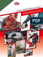 Asada Catalogue