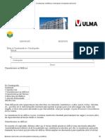 Cimentaciones en Edificios