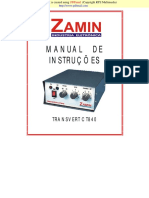 MANUAL TRANSVERT ZAMIN