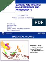 Alhuda CIBE - Presentation on Takaful in Malaysia by Bakarudin Ishak