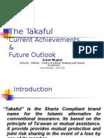 Alhuda CIBE - Presentation on Takaful by Zubair Mughal