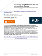 Digital Image Processing Third Edition Ebook