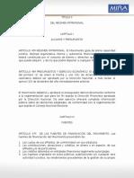 Reglas Internas Para Financiacion y Administracion de Campanas V2.1