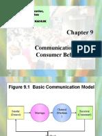 Cb 9 Communicationandconsumerbehavior 130527112527 Phpapp02