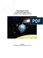 Solar Power Sarellite Systems