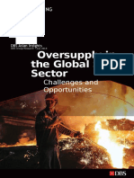 160725 Insights Oversupply in the Global Steel Sector