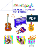Praise and Worship Songbook