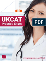 UKCAT Practice Questions With Worked Solutions by PrepGenie