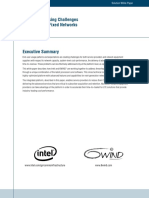 6WIND-Intel White Paper - Optimized Data Plane Processing Solutions using the Intel® DPDK v2