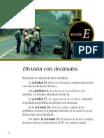 Problemas Division Decimales