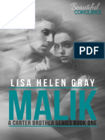 Lisa Helen Gray - Carter Brother 1 - Malik.pdf