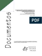 Un Análisis Del Enfoque Autorizado de OCDE a La Atribución de Beneficios a Los Establecimientos Permanentes - Gómez Jiménez