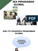 Dinamika Peradaban Global