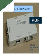 MTI-2510 DDC MANAGER MasTech