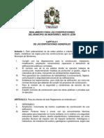 Reglamento de Construcción de Monterrey Mayo 2013