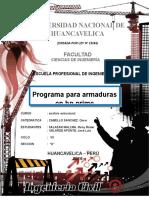 Analisis Estructural Es