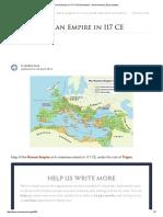 Roman Empire in 117 CE (Illustration) - Ancient History Encyclopedia.pdf