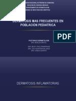 Dermatosis Ninos(Inflamatorias)