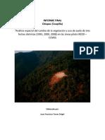 Primer Reporte Chiapas Coapilla