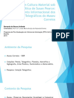 Bernardo Arribada - Estudos Em Cultura Material Sob a Ótica de Susan Pearce