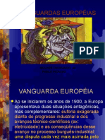 As Vanguardas Europeias