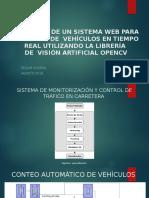 Prototipo de Un Sistema Web Para El Conteo