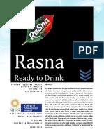 Rasna - Ready to Drink