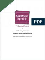 Seepage_Slope Coupled Analysis
