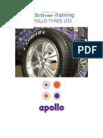 Report on Apollo