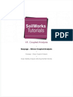 Seepage_Stress Coupled Analysis