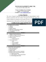 CourseOutline(SML745)