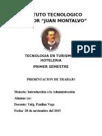 Caratula Instituto Tecnologico Superior
