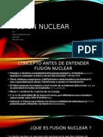 Fusión Nuclear CIQA 3001