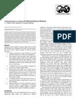 62882-ms Improvements to Reservoir Material-Balance Methods