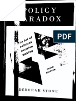 Deborah Stone-Policy Paradox_ the Art of Political Decision Making
