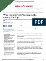 Why High Street Phoenix Ranks Among the Top