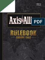 A&a Europe1940 Rulebook LR