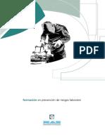 Libro Curso de Capacitacion Para El Desempeño de Las Funciones de Nivel Basico en Prevención de Riesgos Laborales