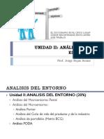 Unidad II Analisis Del Entorno3 (Ciclo y Matriz BCGl) 2014.20