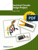 Electrical Circuits Design Project.pdf