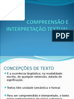Compreenso e Interpretao Textual 1234878467107333 2